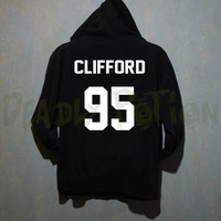 Michael Clifford Hoodie 5 Seconds of Summer Sweatshirt 5SOS Hoodie Sweatshirt Shirt Sweater T Shirt Unisex - Size S M L XL