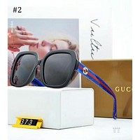 GUCCI street fashion men and women polarized driving sunglasses F-TMWJ-XDH #2
