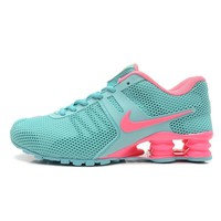 Nike Shox Current Woman Men Fashion Breathable Sneakers Sport Shoes-8