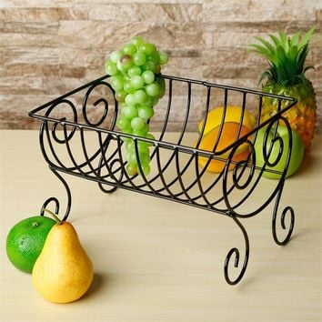 Multi-function Storage Holder Rack Iron Shelf organizer