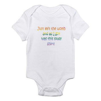 T Shirt Transfer Onesuit, Baby T Shirt, Sarcastic, Baby Shower Gifts, Newborn Onesuit, Personalized shirt, Custom T Shirt, Childrens Clothing