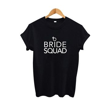Bride Squad T-Shirt - Women's Bridesmaid Tee