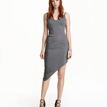 Draped Dress - from H&M