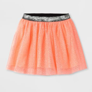 Toddler Girls' Tutu Skirt - Cat & Jack™ Moxie Peach