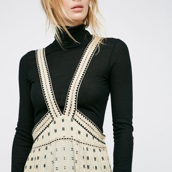 Free People Back To The Pinafore