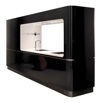 Liquida Frame - Compact kitchens by Veneta Cucine | Architonic