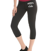 Harry Potter Hogwarts Alumni Girls Active Capris
