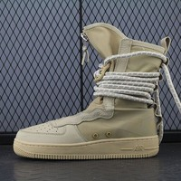Mens Nike Sf-af1 High Tops Rattan Aa3965-200 Aa3965-200 - Beauty Ticks