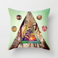 the Grandeur of Nature (compilation III) Throw Pillow by DuckyB (Brandi)