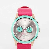 Triwa Flamingo Brasco Chrono Watch- Pink One