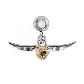 The Carat Shop Official Licensed Harry Potter Jewelry  Slider Charms