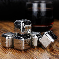 Stainless Steel Ice Cubes Home Gift