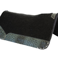 Best Ever Saddle Pad Crocodile Collection