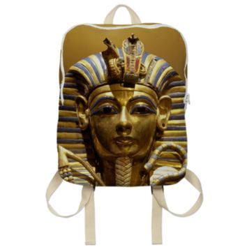 Egypt King Tut Backpack created by ErikaKaisersot | Print All Over Me