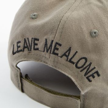 Olive Leave Me Alone Baseball Hat | Hats & Beanies | rue21