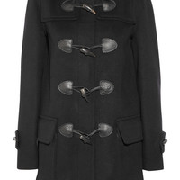 Burberry Brit - Wool-felt duffle coat