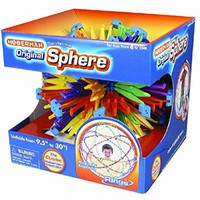 Hoberman: Sphere-- Rings