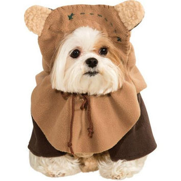 Star Wars - Ewok Pet Costume - Medium