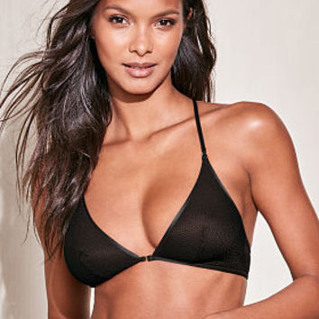 Mesh Front-close Bralette - The Bralette Collection - Victoria's Secret