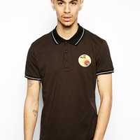 Love Moschino Polo Shirt with Logo