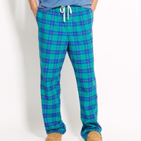 Allwood Plaid Lounge Pant