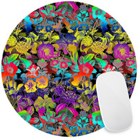 LSD Floral Mouse Pad Decal