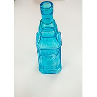 Fiesta Elegant Bottle-Blue