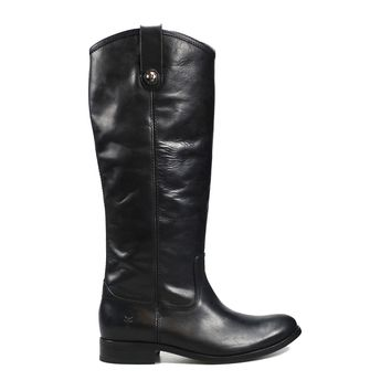 Frye Melissa Button Tall Boot Women's - Black