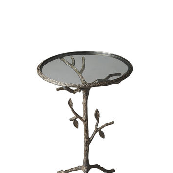 Metalworks Whimsical Tree Side Table