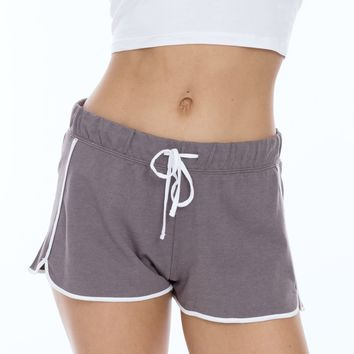 Single Jersey Sporty Shorts