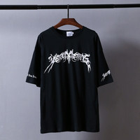 Vetements TShirt - black