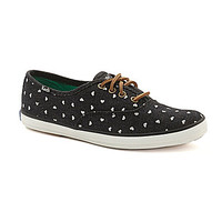 Keds Champion Taylor Swift Heart Sneakers - Black