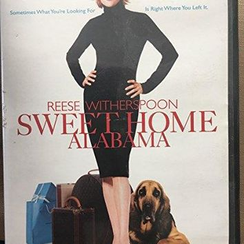 Walt Disney Home Entertainment - Sweet Home Alabama (DVD / WS 2.35 Anamorphic / DD 5.1 / FR-DUB) Reese Witherspoon; Patrick Dempsey; Josh Lucas; Fred Ward; Mary Kay Place; Ethan Embry; Jean Smart; Rhona Mitra; Candice Bergen; Katherine Towne