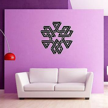 Wall Stickers Vinyl Decal Abstact Modern Decor for Living Room Bedroom  Unique Gift z1235