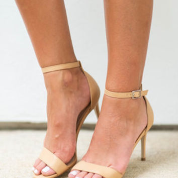 Steven By Steve Madden: The Naylor Heels, Nude