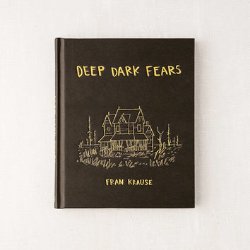 Deep Dark Fears By Fran Krause | Urban Outfitters