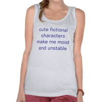 cute characters tanktop from Zazzle.com