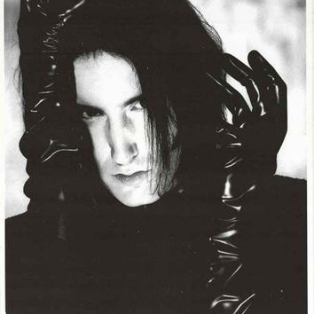 Nine Inch Nails Trent Reznor Gloves Poster 24x33
