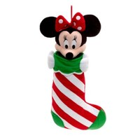 Minnie Mouse Big Face Stocking | Disney Store
