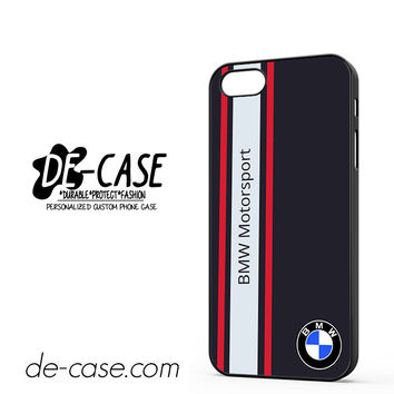 Bmw Motorsport DEAL-1983 Apple Phonecase Cover For Iphone 5 / Iphone 5S