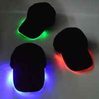 LED Light Up Glow Baseball Hat