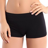 6 Colors New Fashion Women Workout Waistband Skinny Shorts Classics Women Exercise short black pink Shorts