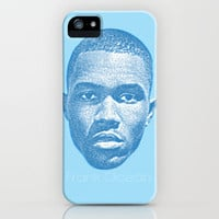 Frank Ocean iPhone & iPod Case by Melynda Billings