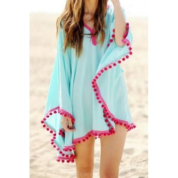 Loose-Fitting Cover-Up For Women