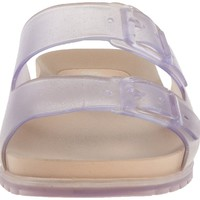 BC Footwear Women's Dim The Lights Jelly Sandal