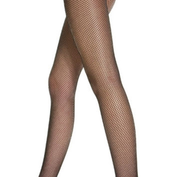 Plus Size Classic Seamless Fishnet Pantyhose