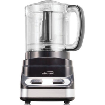 BRENTWOOD FP-547 3-Cup Food Processor
