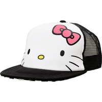 Vans Hello Kitty White Trucker Hat