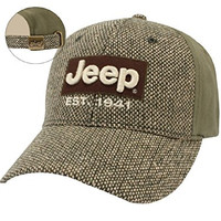 Jeep Tweed Cap