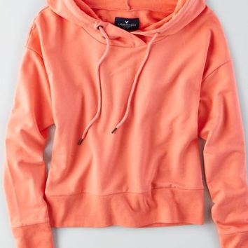 AEO Women's Soft & Sexy Pullover Hoodie